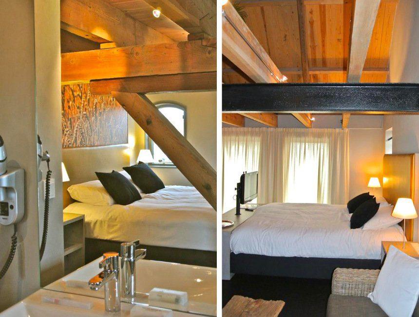 Kasteel Coevorden Hotel de Vlijt uniek overnachten Drenthe