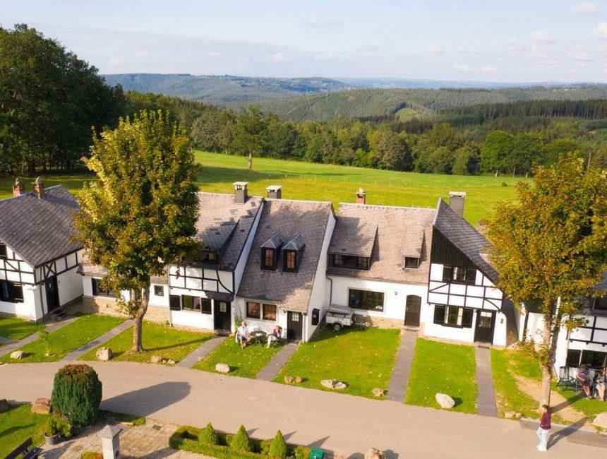 Landal Village les Gottales kindvriendelijk verblijf Ardennen