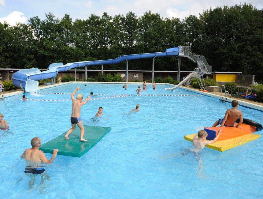 RCN Vakantiepark de Noordster zwembad