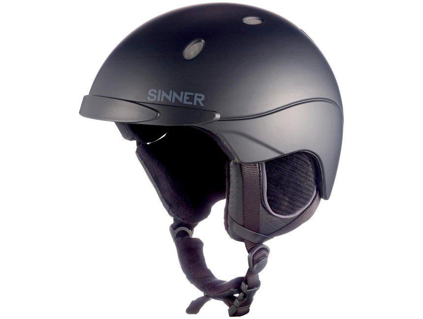 Sinner Titan Unisex Beste skihelm met brede maatvoering