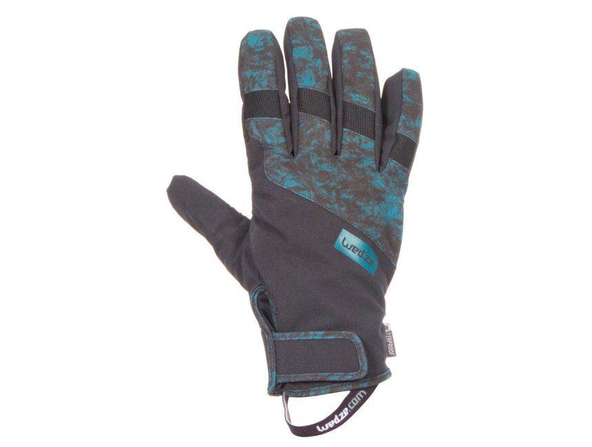 Wedze Decathlon beste snowboard handschoenen