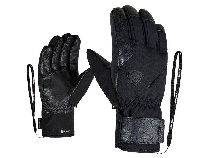 Ziener Genio Gore-Tex PrimaLoft beste ski handschoenen heren
