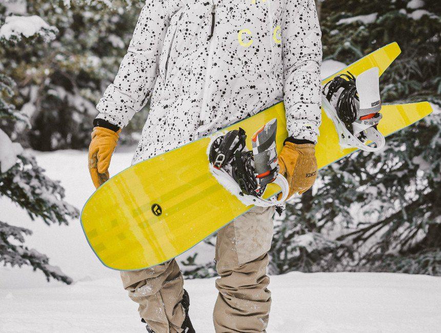 beste snowboard handschoenen