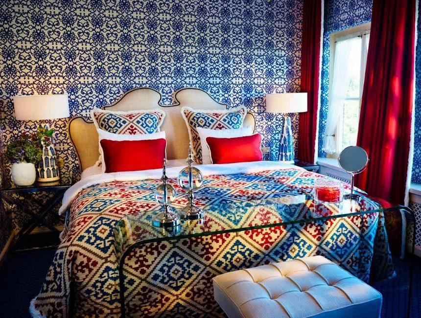 bijzonder overnachten Amsterdam Hotel Estherea