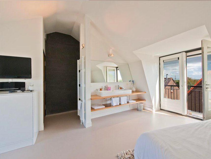 bijzonder overnachten Texel Hotel Bij Jef