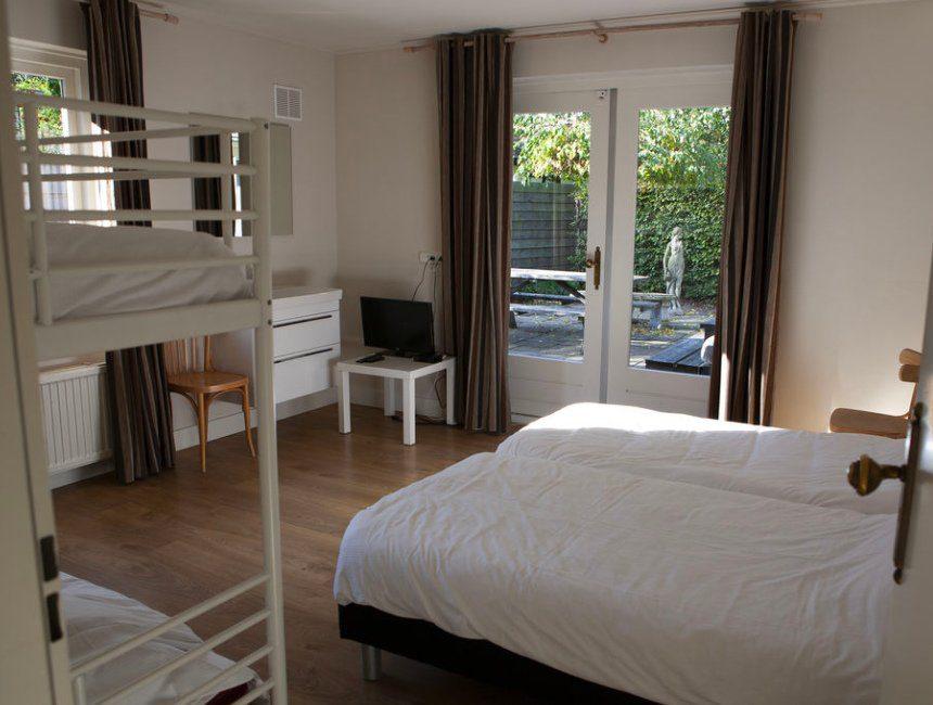 bijzonder overnachten Veluwe wellness villa