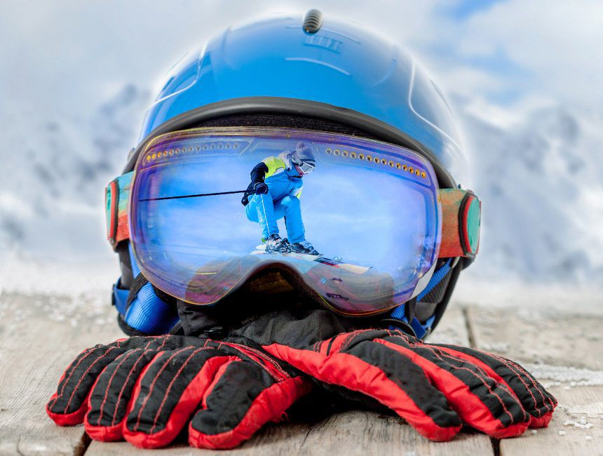 goede skihelm