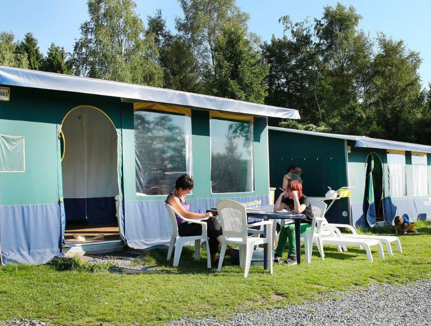 hondvriendelijke camping Ardennen