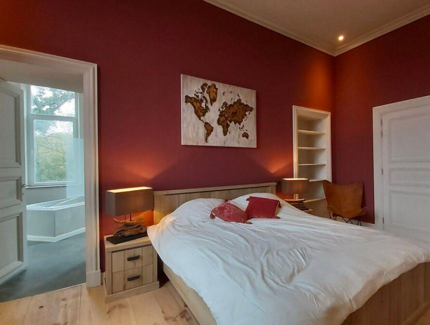 hondvriendelijke hotels Ardennen chateau de Goyet