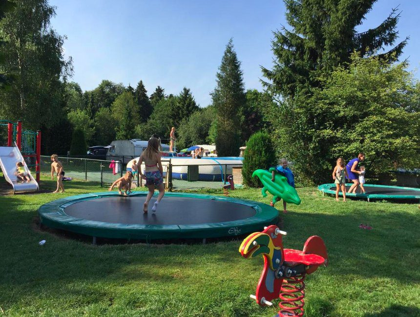 kindvriendelijk verblijf Ardennen camping