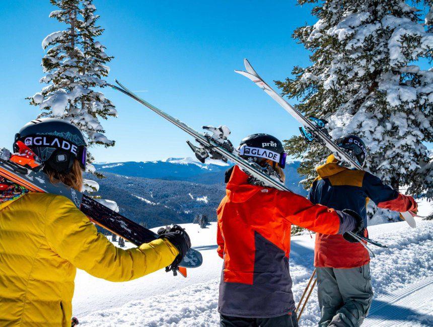 maat skihandschoenen