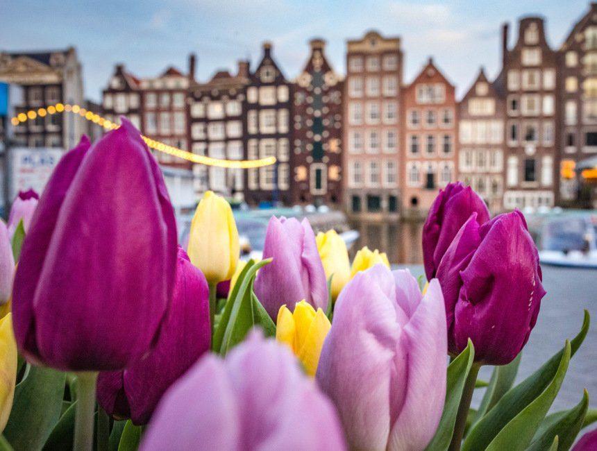 origineel overnachten Amsterdam