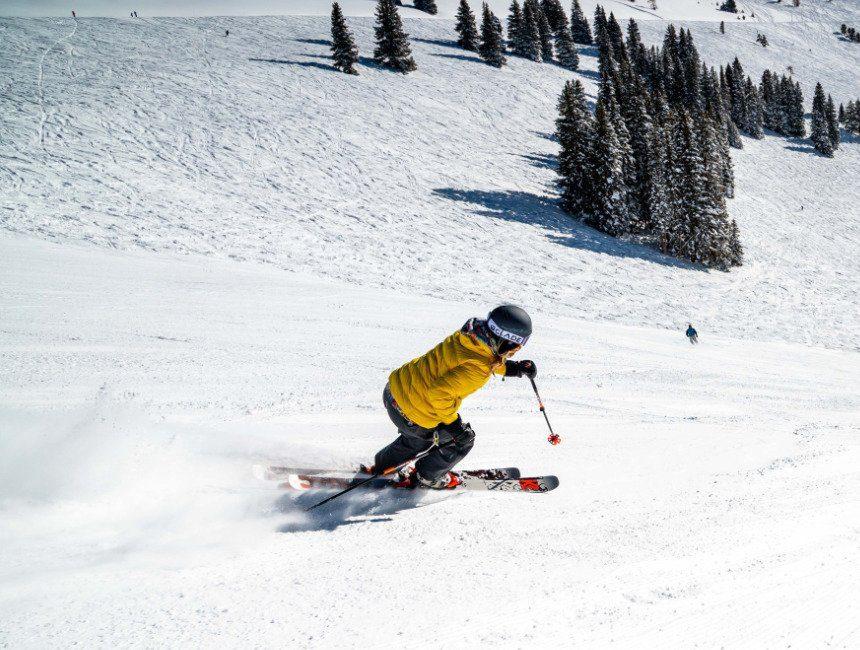 ski handschoenen extreme kou