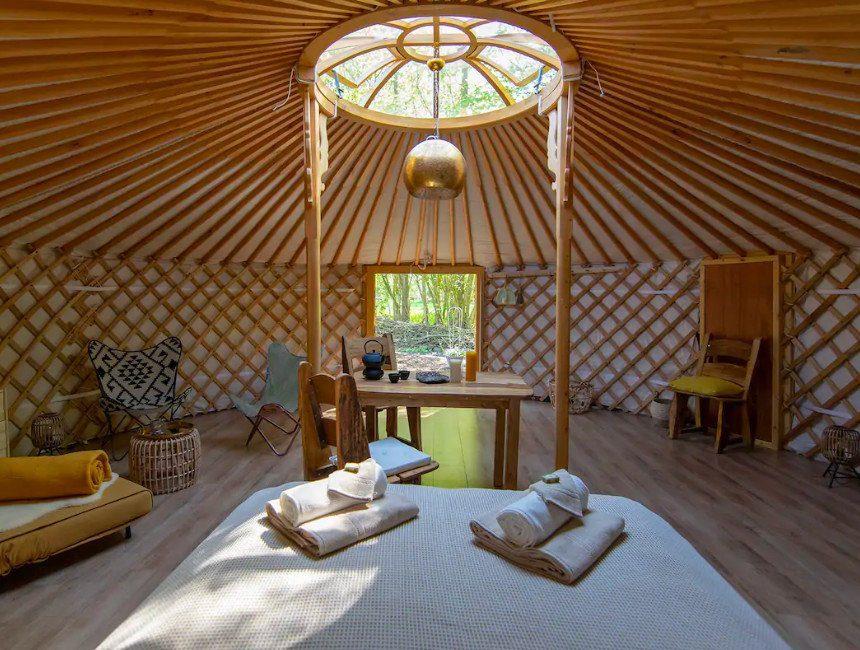 yurt Dwingeloo