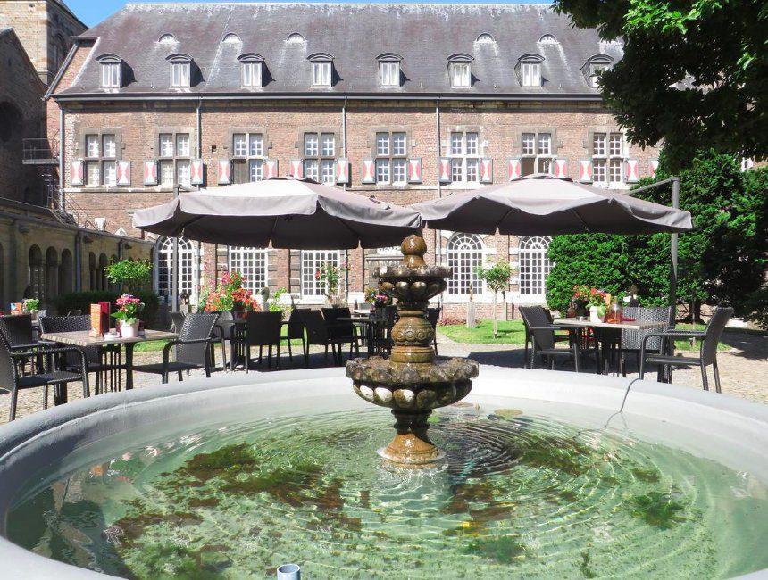Abdij Hotel Rolduc bijzonder overnachten Zuid-Limburg