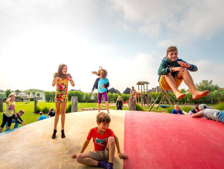 Camping Veld Duin kindvriendelijke hotels Nederland