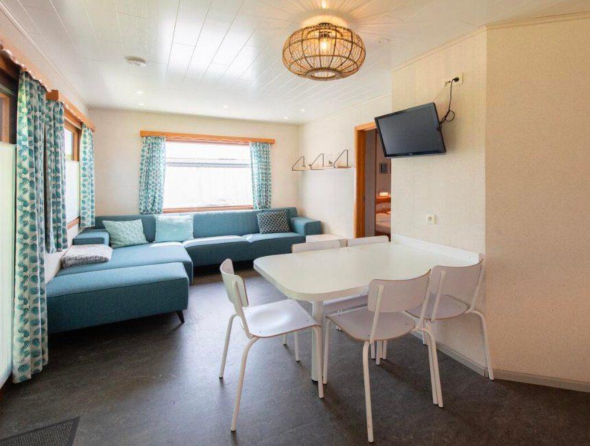 Camping Veld en Duin kindvriendelijk hotel aan zee Nederland