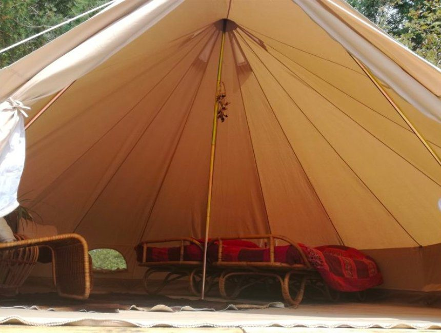 Oudenburg Tipi tent