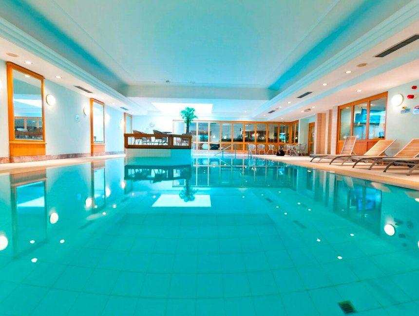 Renaissance Brussels Hotel zwembad