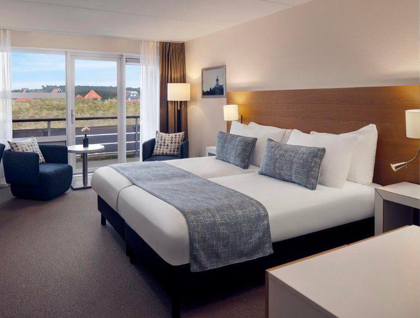Strandhotel Seeduyn bijzonder overnachten vlieland
