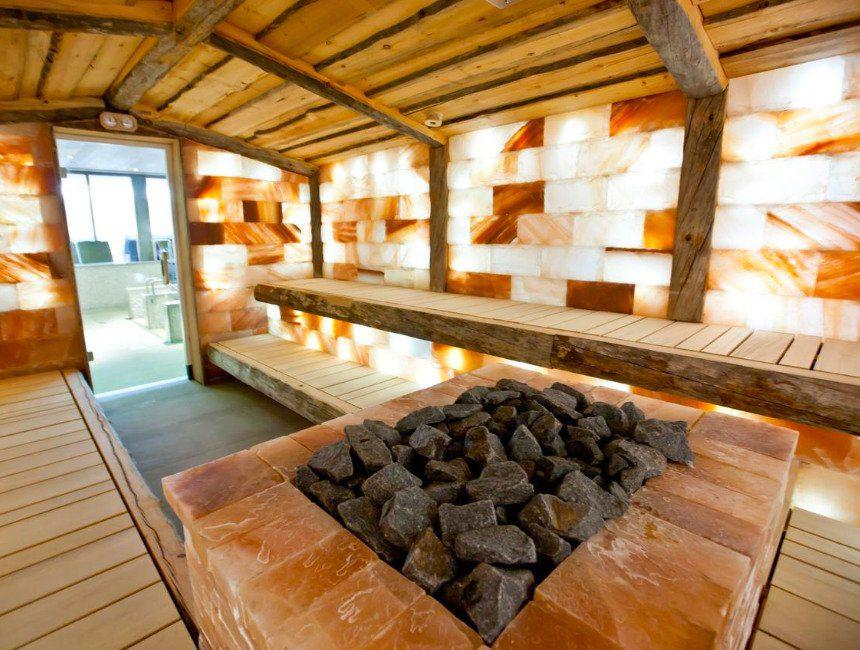 Strandhotel Seeduyn sauna
