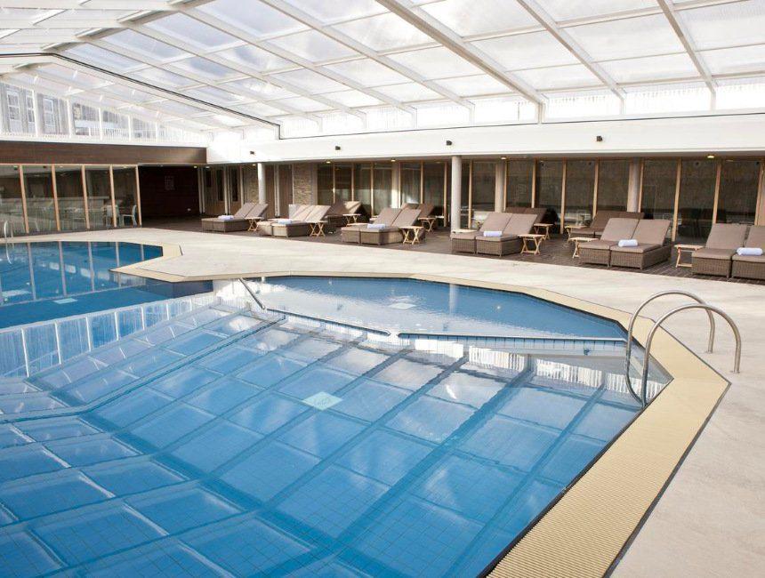 Strandhotel Seeduyn zwembad