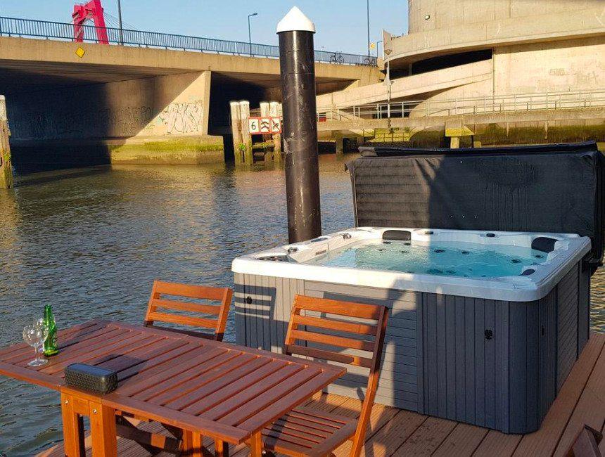 Wikkelboats Roterdam