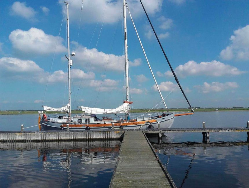 Zeilboot Noorderlicht