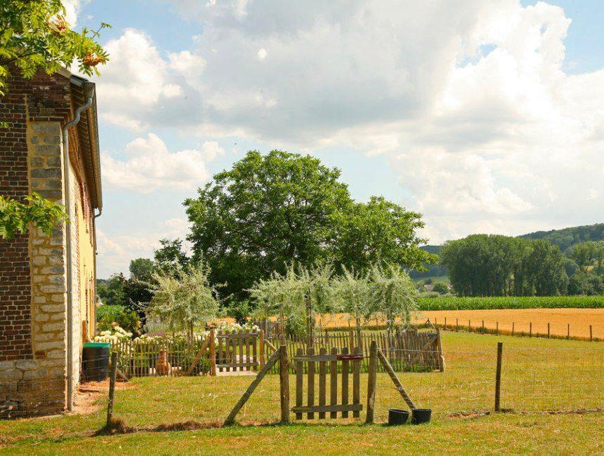 boerderij Gulpen origineel overnachten Zuid-Limburg