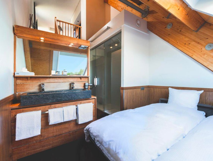 junior suite Alpine Hotel SnowWorld