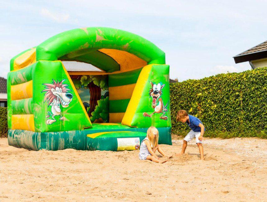 kindvriendelijk hotel aan zee Nederland Recreatiepark de Woudhoeve