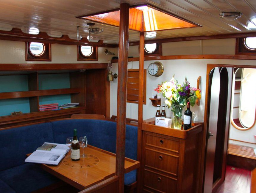 kindvriendelijke hotels Nederland noorderlicht zeilboot