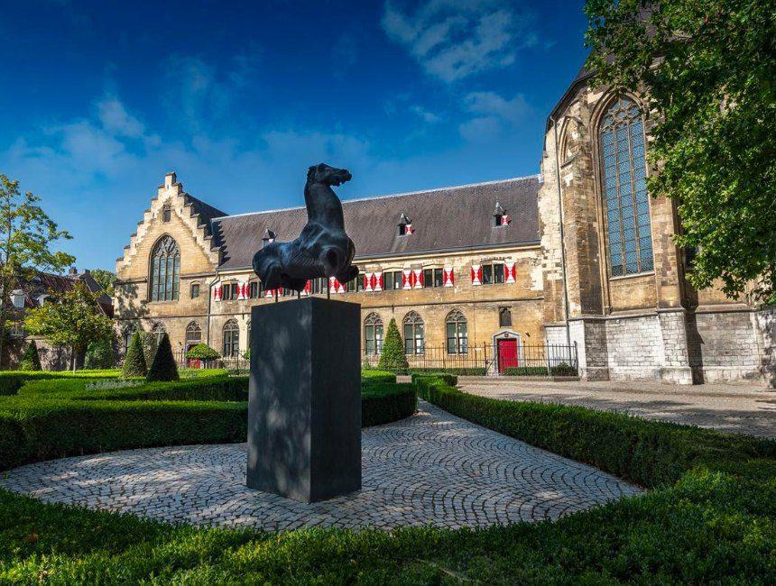 origineel overnachten Maastricht Kruisherenhotel