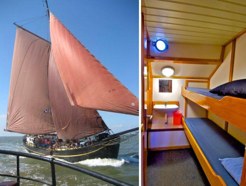 tips Waddeneilanden schip