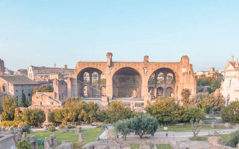 Forum Romanum bezoeken