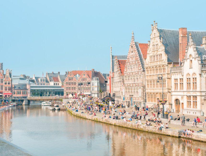 Graslei dingen om te doen Gent