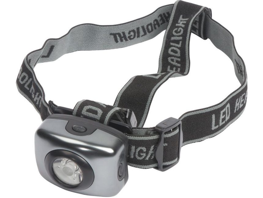 camp gear hoofdlamp