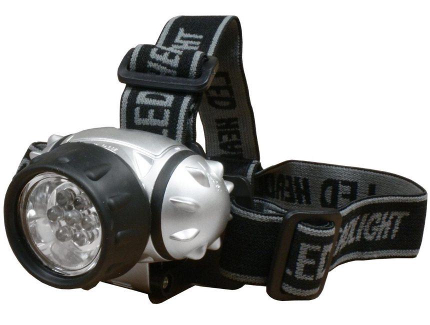 Grundig LED hoofdlamp