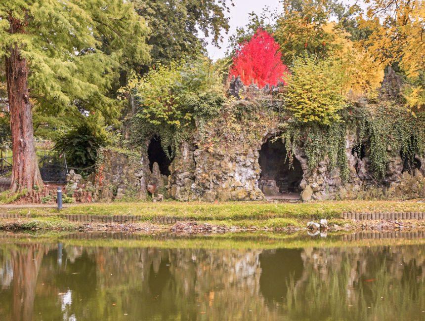 Louise-Marie Park Namur wat te doen Namen