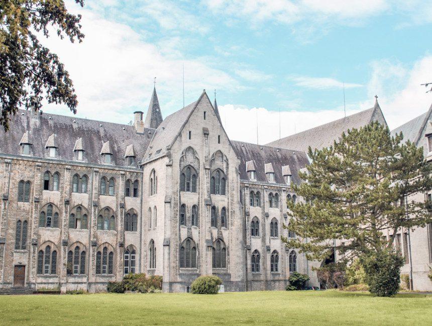 abdij van Maredsous wat te doen in Namur