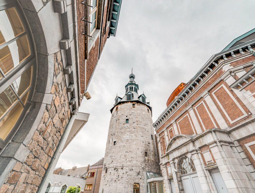 bezienswaardigheden Namur belfort
