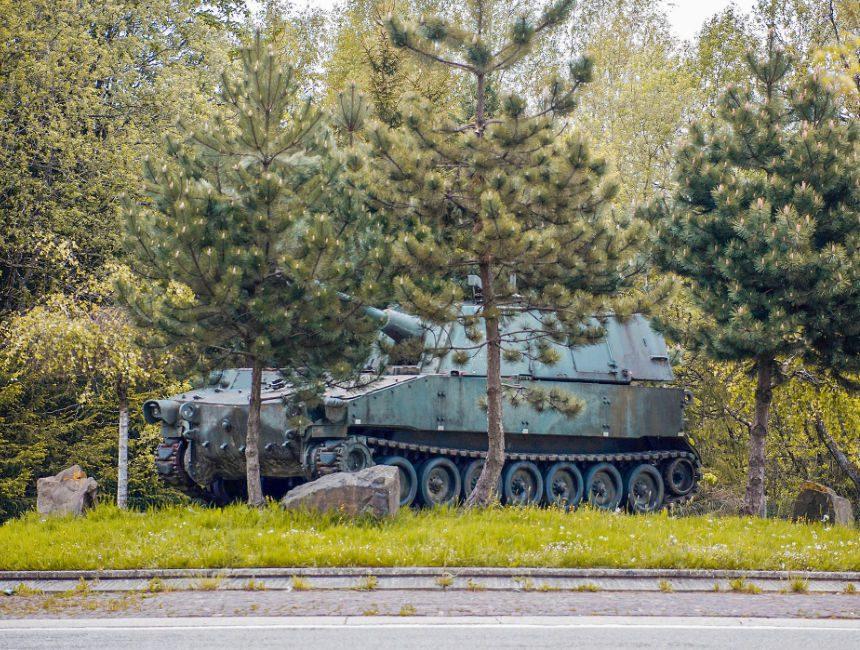 Bastogne tank bezienswaardigheden Ardennen oorlog