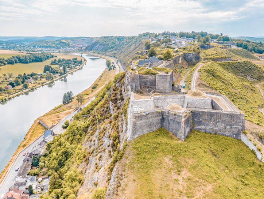 Citadel Givet Fort de Charlemont