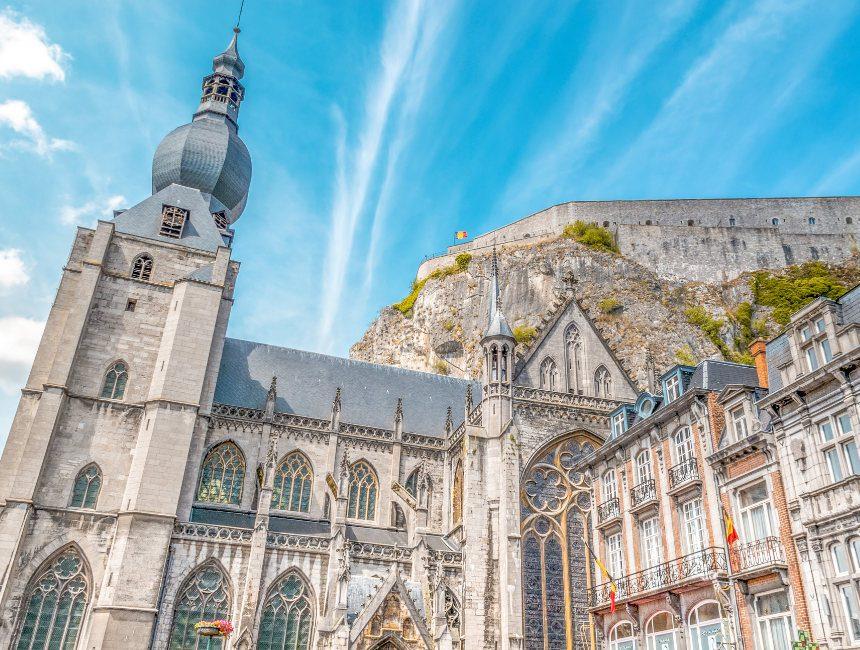 Collegiale Notre-Dame Dinant bezienswaardigheden
