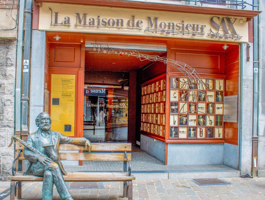 La Maison du Monsieur Sax