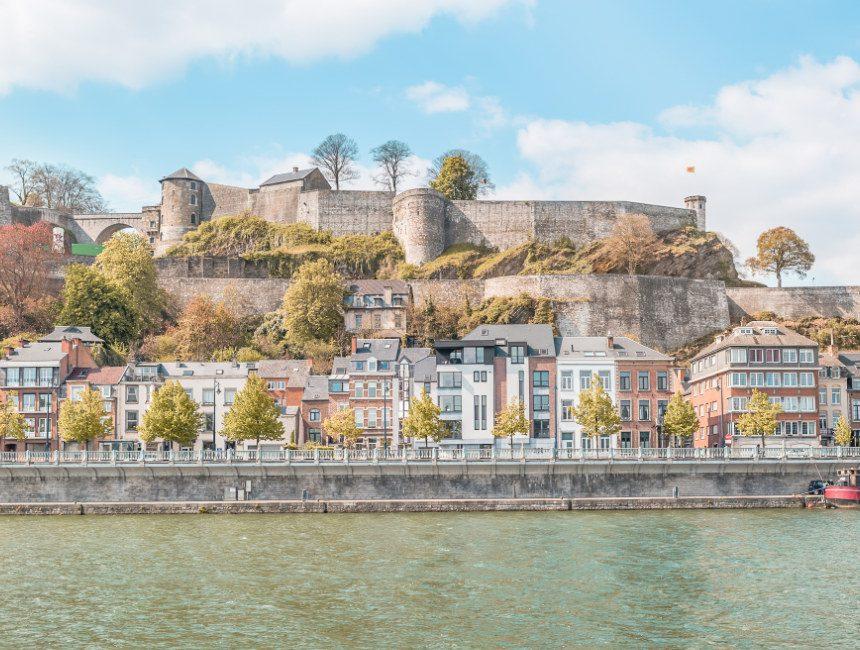 Namen Namur hoogtepunten Ardennen