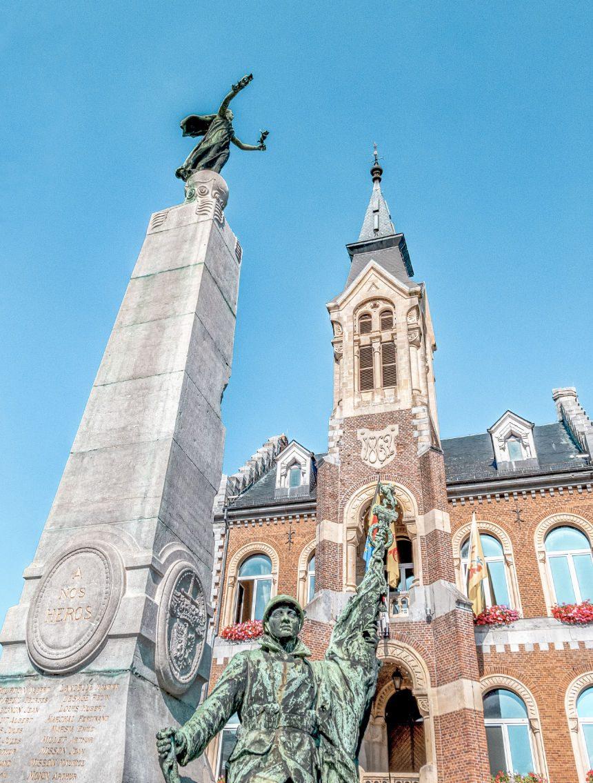 Rochefort Belgische Ardennen