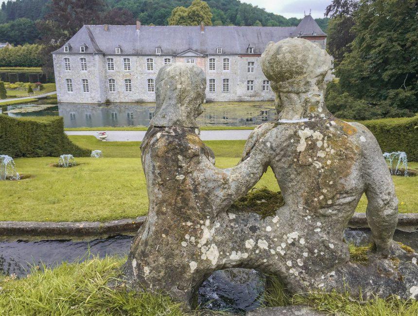 Watertuinen Annevoie