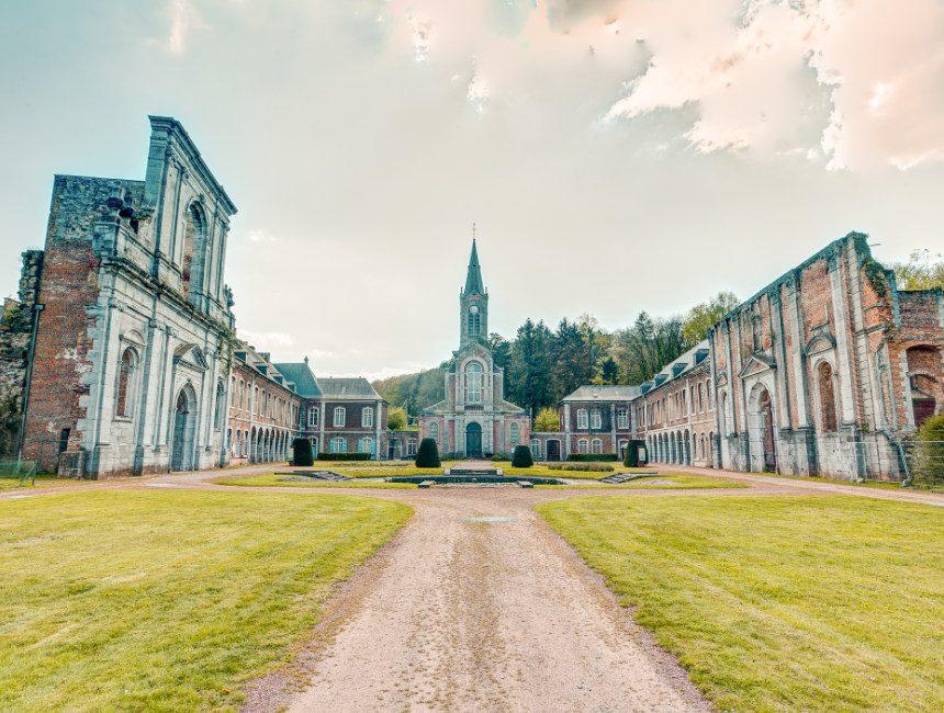 abdij van Aulne