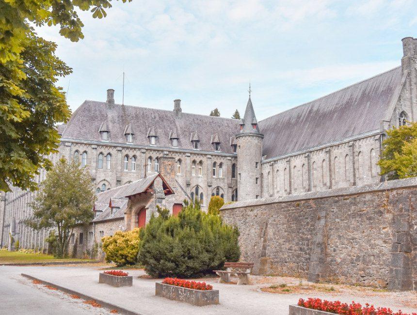 abdij van Maredsous